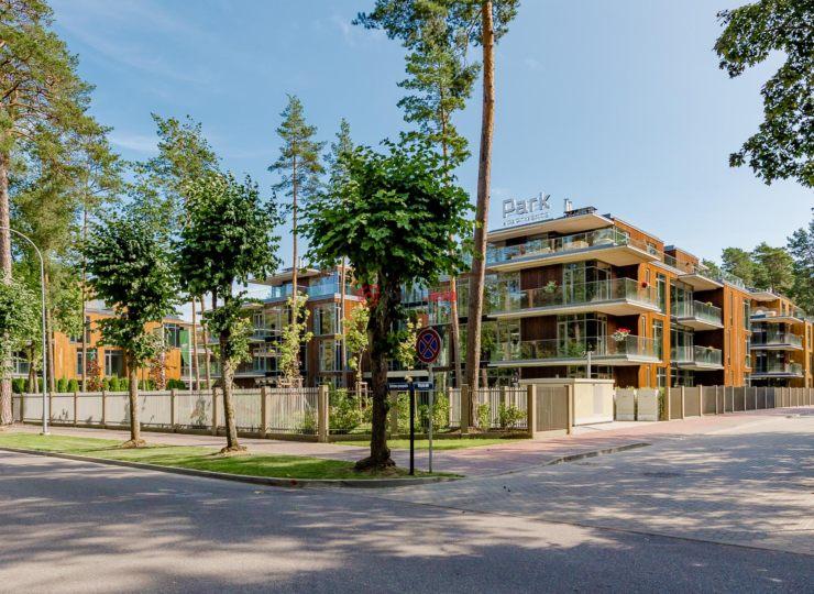 拉脱维亚尤尔马拉Jūrmala的房产,Dzintaru Avenue Dzintari,编号34628493