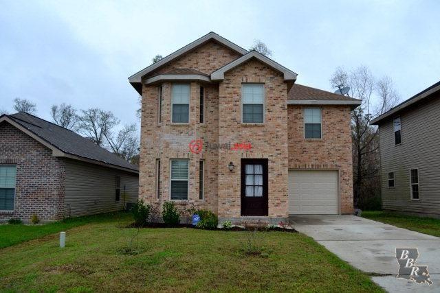 美国路易斯安那州gray3卧2卫的房产