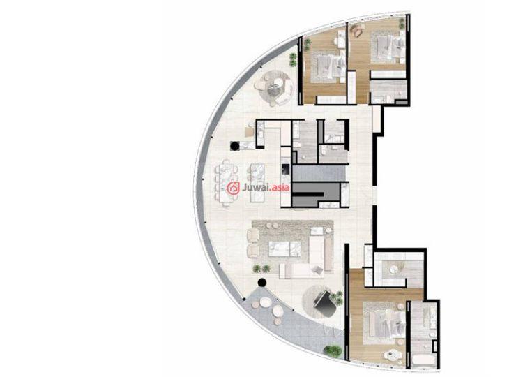 越南的新建房产,59 Ngo Tat To,编号37590535